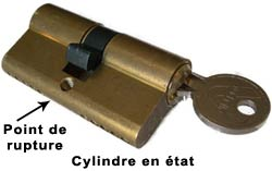 PROTECTION DU CYLINDRE